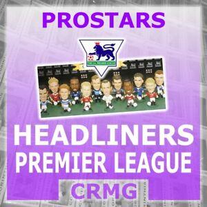 CRMG Corinthian Headliners TEAMS L - M (choose from list)