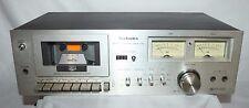 Technics RS-616 Stereo Cassette Deck