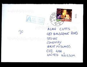 Switzerland 2005 Airmail Cover To UK #C2121