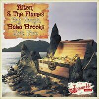 "7"" ALTON ELLIS Cry Tough/ BABA BROOKS Spit Fire TREASURE ISLE Reggae Ska Jamaica"