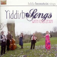 Hilda Bronstein:  Yiddish Songs with Chutzpah - CD Worldmusik / Klezmer