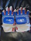 Vintage Jt Racing Motocross Gloves