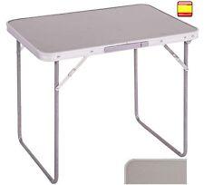 Table Pliante en Aluminium Portable Camping Terrasse Jardin Table pour Plage
