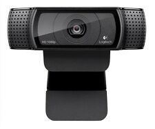 Logitech HD Pro Webcam C920 1080p Widescreen Video Calling and Recording New