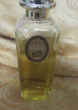 Vintage 1980's Hermes  EDT Caleche Eau de Toilette Paris France Bottle 75% full