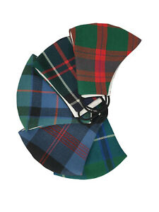 Tartan Face Cover Mask Reusable Washable Mouth Nose One 100% Cotton Wool Masks