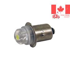 Dorcy 41-1644 40 Lumen LED Lantern Lamp Light Fixture Bulb Small Silver