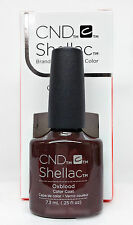 Cnd Shellac Gel Polish - CRAFT CULTURE Collection 0.25oz/7.3ml - Pick Any Color