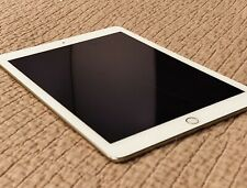 Apple iPad Air 2 Gold 128GB, Wi-Fi + Cellular (AT&T) Works Perfect!
