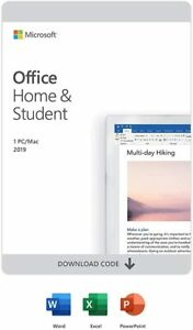 Microsoft Office Home and Student 2019 - GENUINE - Digital Key