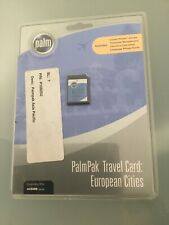 Palmpak Travel Card: European Cities Edition
