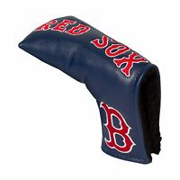 NEW Team Golf NCAA Boston Red Sox Vintage Blade Putter Cover Fits Scotty