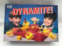 DYNAMITE gioco da tavolo Parker Board Game Action Game MISB 1980's SIGILLATO NEW
