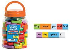 Construcción de frases palabra Domino Para Niños-simple frase Juegos