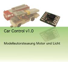 LIGHT and DRIVE für Faller Car System. Platine für den Selbstumbau