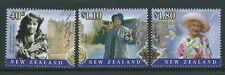 NEW ZEALAND 2000 QUEEN MOTHER SET OF 3 UNMOUNTED MINT, MNH