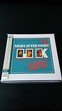 UK Night After Night SACD SHM-CD Box EAN 4988005845177 remastered/limited
