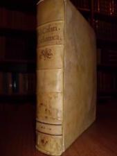 Mechanicorum Libri Octo - Pauli Casati Placentini. Prima edizione 1684