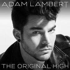 Original High - Adam Lambert (2015, CD NUEVO) Explicit Version  Explicit Versio