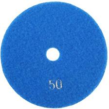 5 Inch 125mm Wet Diamond Polishing Pads Grinding Discs For Granite Concrete 50