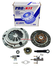EXEDY CLUTCH KIT & MASTER+SLAVE CYLINDER fits 2001-2005 HONDA CIVIC 1.7L 4CYL