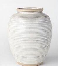 Studio McGee Threshold Vase (free shipping in US)