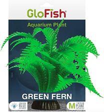Glofish Pianta Acquario Decorazione Verde Felce Acqua Pesante Appesantita