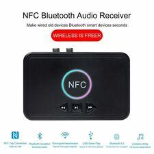 NFC Bluetooth Empfänger Transmitter Sender Receiver Stereo Audio Musik Adapter