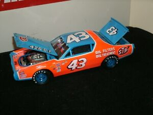 #43 RICHARD PETTY 1972 CHAMPIONSHIP DODGE 1/24 ACTION ELITE VERY RARE HTF CUSTOM