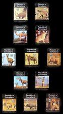 SOMALILAND 1997 Animals Complete 12 Values U/M NM337