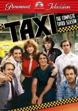 Taxi Season 3 Complete Third Series Three Region 1 DVD New