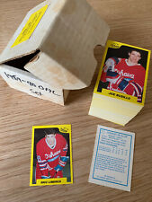 Complete Set O Pee Chee 1989-1990 OHL NHL Ice Hockey Bubblegum / Trading Cards