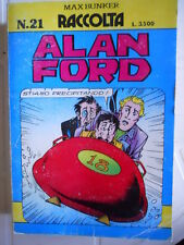 Raccolta Alan Ford n°21 1990 comprende nr 232 233 234  [G280A]