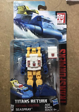Hot Transformers IDW legendary commander class Seaspray in stcok MISB