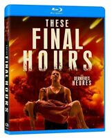 These Final Hours Blu-Ray with Slip Cover Bilingual Apocalyptic Horror Brand New