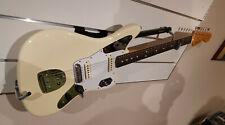 Fender Johnny Marr Jaguar (Olympic White), neuwertig, tolle Klangfarbe