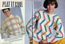 80 PATTERNS Crochet KNIT Projects Embroidery NEEDLEPOINT CS Statue of Liberty