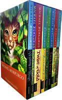 Michael Morpurgo 8 Book Collection Box Set From Hereabout Hill, Little Foxes