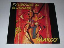 Faubourg de Boignard - Marco - cd promo 3 titres 1995
