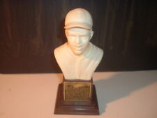1963 Brooklyn Dodgers Jackie Robinson 2nd Series HOF Hall of Fame Bust #2