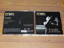 Mike Van HYKE-Paix/Mini-CD 2015