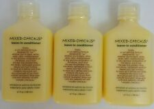 Mixed Chicks 3-Pack Leave-In Conditioner 6.7 oz (20.1 oz total)