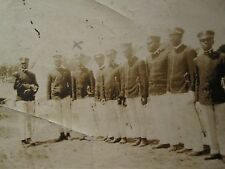 ANTIQUE AFRICAN AMERICAN HISTORICALLY BLACK COLLEGE MODEL 1895 TUNIC SWORD PHOTO