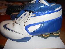 ***** Nike Shox Mens Elite Sneakers Shoes Basketball 316685-142 Blue 7.5 2007