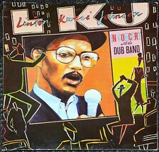33t Linton Kwesi Johnson - LKJ - In Concert with The Dub Band (2 LP)