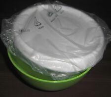 Tupperware Ergonomica Ergonomic 550 ml Schüssel mit Deckel Grün Neu OVP