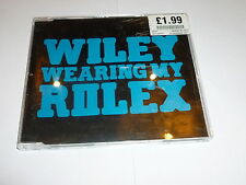 WILEY - Wearing my ROLEX - 2008 UK 2-track CD