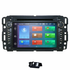 "7"" Android 9.0 Car Audio DVD Radio GPS Stereo DAB+8-Core for GMC Chevrolet +CAM"