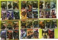 Batman, The Dark Knight, New 52 Lot (35 Comics) 0, 1-29 Complete Series Run Nm