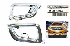DRL DAYTIME RUNNING LIGHT FIT NISSAN FRONTIER NAVARA NP300 D23 2015-ON GENUINE